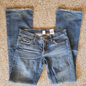 Lucky Brand Dungarees Sundown Jean Size 6 / 28